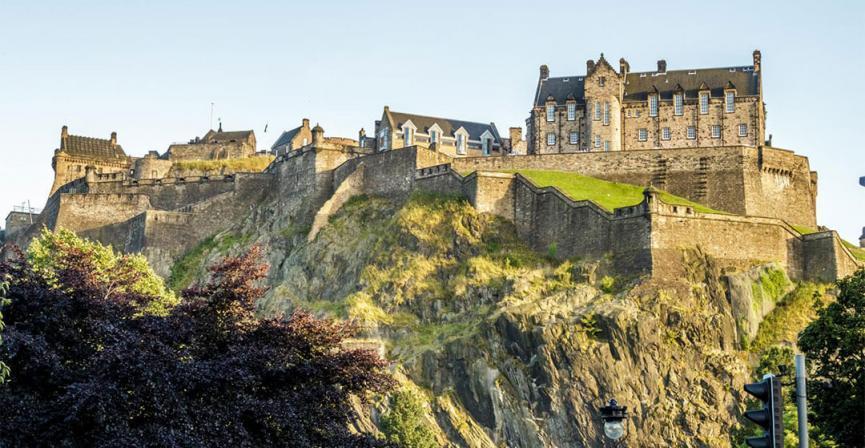 Edinburgh Castle Schottland Infos Termine Mehr